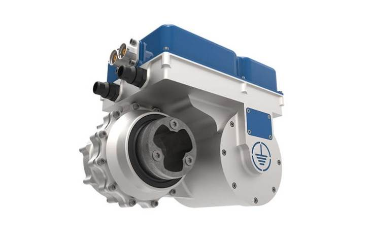 """UK-based engineering firm Equipmake is developing what it claims is """"the world's most power-dense permanent magnet electric motor""""."""