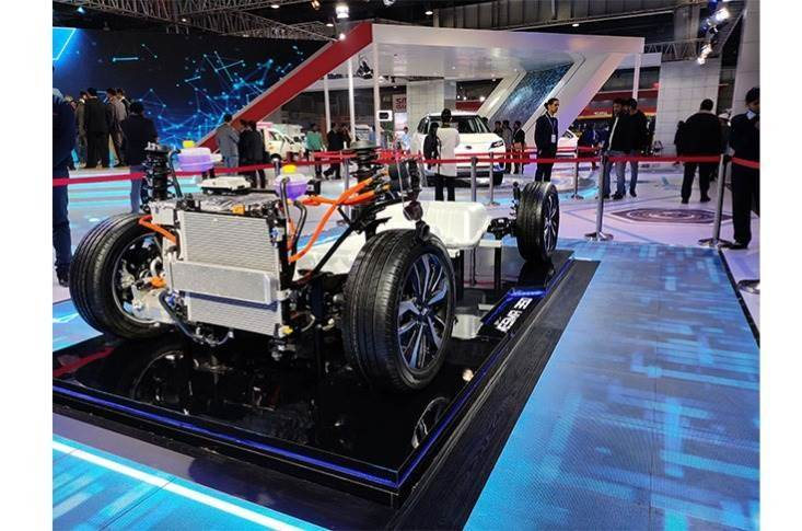 M&M has invested Rs 1700 crore in its EV business so far, and an additional Rs 500 crore is earmarked for an EV R&D centre.