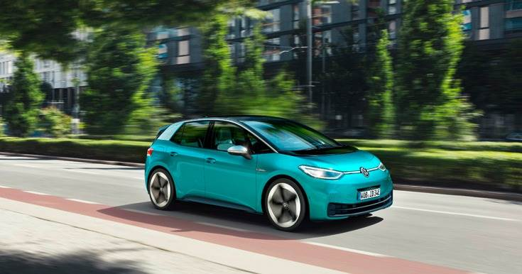 The ID.3. n the future, the electric drives for MEB vehicles for Europe and North America will be produced in Kassel. Production of up to 500,000 units per year has been planned.