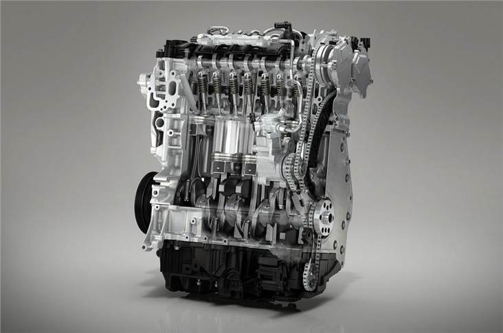 The Skyactive-X petrol engine realises the Homogeneous Charge Compression Ignition-combustion concept that manufacturers have strived to perfect for years