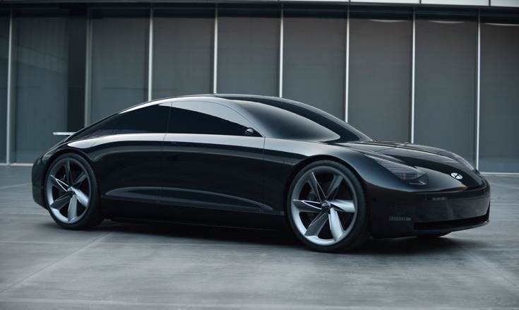 The new Prophecy performance car concept shows what to expect from the next generation of electric Hyundais.