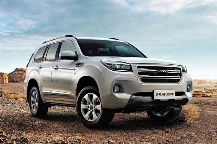 The 4.8-metre-long and 2.2-tonne H9, which comes with plenty of hardcore off-road kit, will take of the Ford Endeavour and Toyota Fortuner in the Indian market.