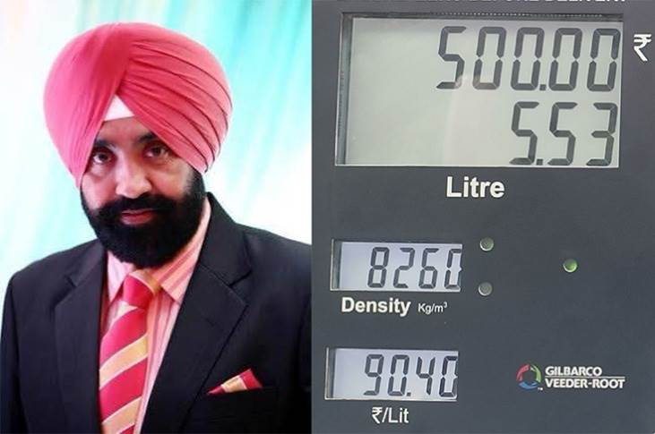 """Bal Malkit Singh: """"Diesel constitutes almost 65% of our operational cost. With the increase in fuel prices, this will go up even as there is low capacity utilisation. Around 20 crore people are directly or indirectly involved in the transport sector."""""""
