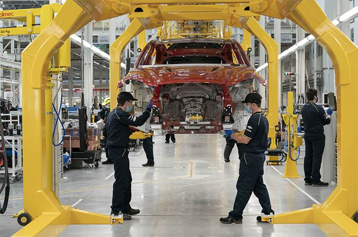 Aston Martin Resumes Operation In Phased Manner