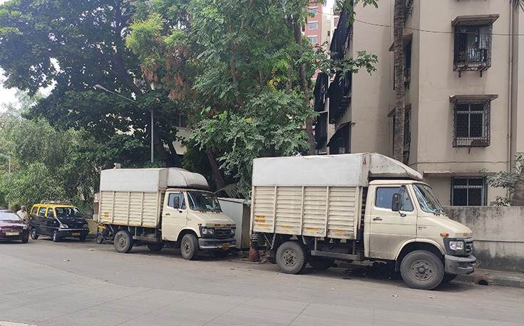 At present, around 70% of trucks in India are idle. The remaining 30% are active in the essential delivery segment – oxygen, medical equipment, medicines or FMCG goods.