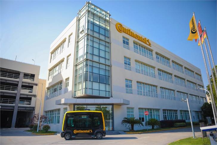 Continental has also established a development team for driverless technologies in Shanghai, China.