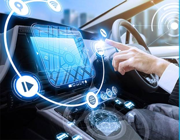 Controlling the vehicle's position in the lane and keeping a consistent speed and headway to the vehicle in front suffered significantly when interacting with either Android Auto or Apple CarPlay, particularly when using touch control, say study