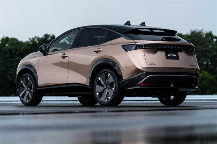 Production version retains the visual drama of the 2019 concept