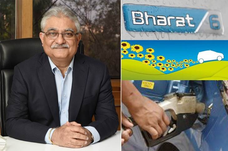 """Rajan Wadhera, president, SIAM: """"It is unprecedented anywhere in the world to switch to such stringent emission regime on one single day, for all categories of vehicles including 2Ws, 3Ws, PVs &CVs"""""""