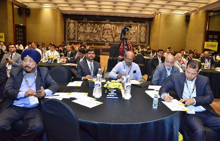 It was a packed house at the third edition of the Autocar Professional Two-Wheeler Industry Conclave in New Delhi.