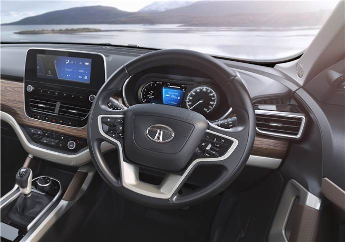 Visteon's SmartCore domain controller powers the 8.8-inch 'floating island' infotainment system and is India's first digital cluster with a seven-inch colour TFT display in the Tata Harrier.
