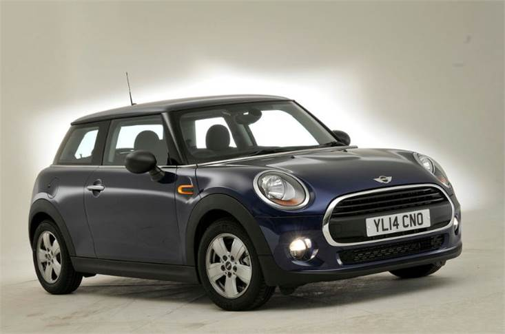 ...although we think that the Mini did it better.