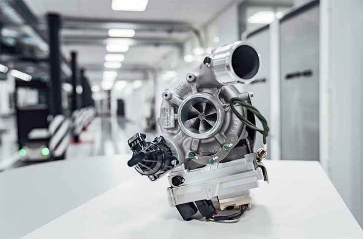 Described as being in the final stages of development, the new turbocharger has been designed and engineered in co-operation with Garrett Motion.