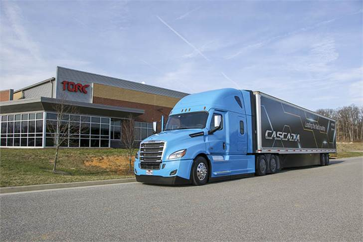 The Blacksburg-based company Torc Robotics will be part of the newly established Autonomous Technology Group, pending the authorities' approval of the acquisition recently announced by Daimler Trucks.