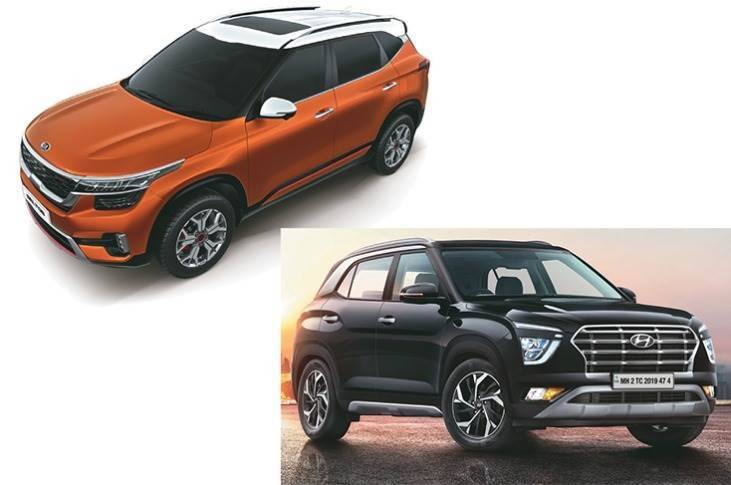 There's an exciting battle between the Korean cousins – Hyundai's Creta and Kia's Seltos – underway in the Indian market.