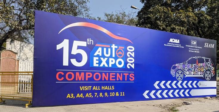 The four-day trade fair will see have special pavilions: ACMA Innovation, ACMA Safer Drives, Bearings, Garage Equipment, and Future Technologies.