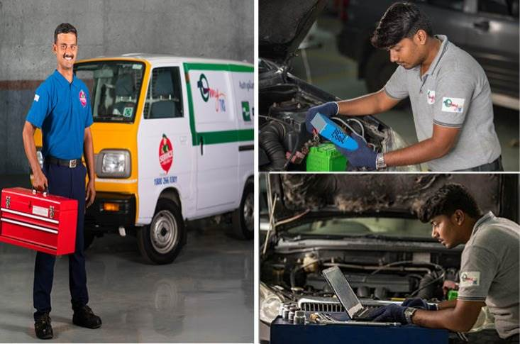 This service will enable users to give their vehicles for servicing  in the evening and getting it early the next day.