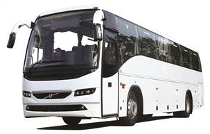 This is India's first 13.5-metre 4x2 coach which offers 10% extra seating and 20% sleeper berth capacity, and around 25% more passenger luggage space.