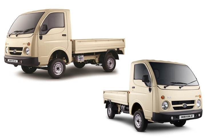 Tata Motors says the Ace Gold was chosen for its value-for-money, low cost of operations, durability and versatility.