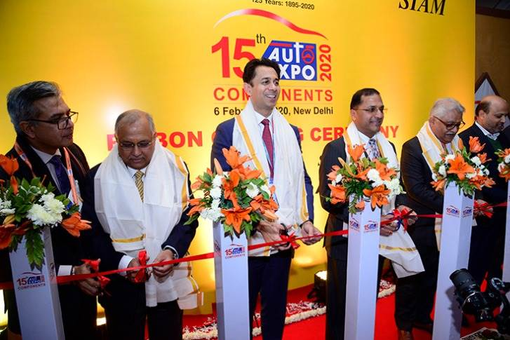 The 15th Auto Expo 2020 Components kick-starts with a focus on technology and innovation.
