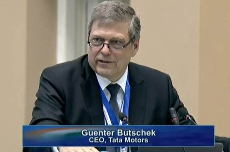 """G Butschek:""""I look back with much pride, the honour of leading a fantastic organisation and team. Together, we have rebuilt , reinvented, strengthened and modernised our products, business & company."""""""
