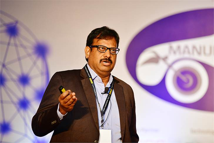 """Dr T Sundararajna, Head, R&D, Wheels India: """"Composites are not suitable for mass manufacturing and despite offering a lightweight advantage, their cost is unaffordable."""""""
