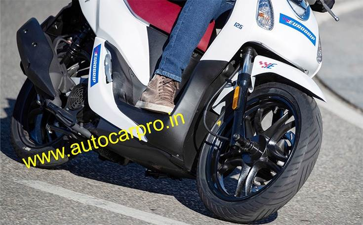 The Eurogrip Bee Connect scooter tyre has been extensively tested on European roads.