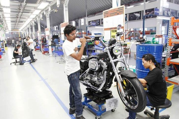The shutters will go down on Harley-Davidson India