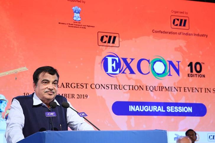 "Nitin Gadkari: ""The government is investing a lot in roads and infrastructure projects to develop airports, ports, waterways and smart cities.Total spend within next 5 years will be Rs 17 lakh crore."""