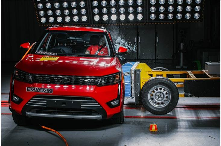 Mahindra XUV300 bagged a five-star Global NCAP rating for adult occupant protection and four stars for child occupant protection last month. It is the highest combined occupant safety rating for any car tested in India.
