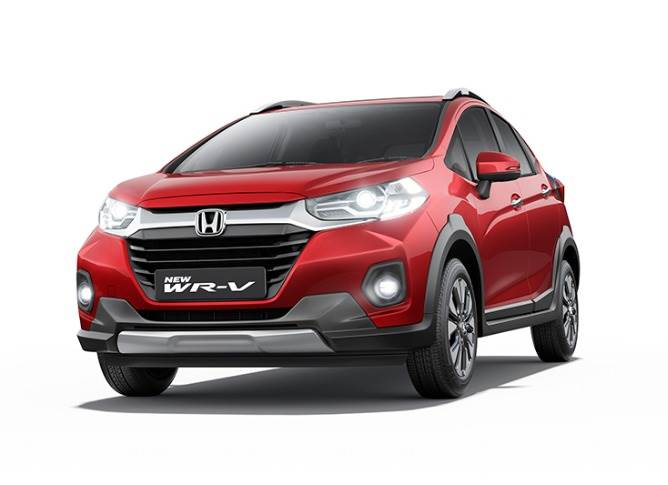 New verve for WR-V. On the outside, the facelifted WR-V gets a series of cosmetic updates including LED projector headlamps with integrated DRLs, revised front bumper as well as grille.