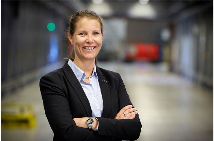 """Malin Ekholm: """"We need to understand and address the variation in seatbelt usage, while infrastructure should focus on improving the safety of vulnerable road users, pedestrians and cyclists."""""""