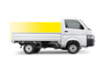 The new Suzuki Carry is 4195mm long, 1675mm wide (wide deck: 1765mm), and 1,870mm tall (wide deck: 1910mm).