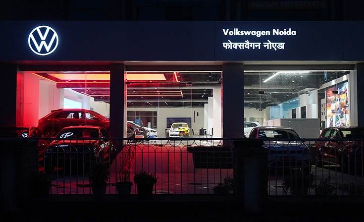 New brand design and logo will be used across all Volkswagen India