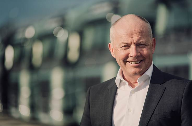 Claes Nilsson, president of Volvo: We are proud to be able to present an autonomous solution which will meet the challenges of our customers both in terms of safety, reliability and profitability.