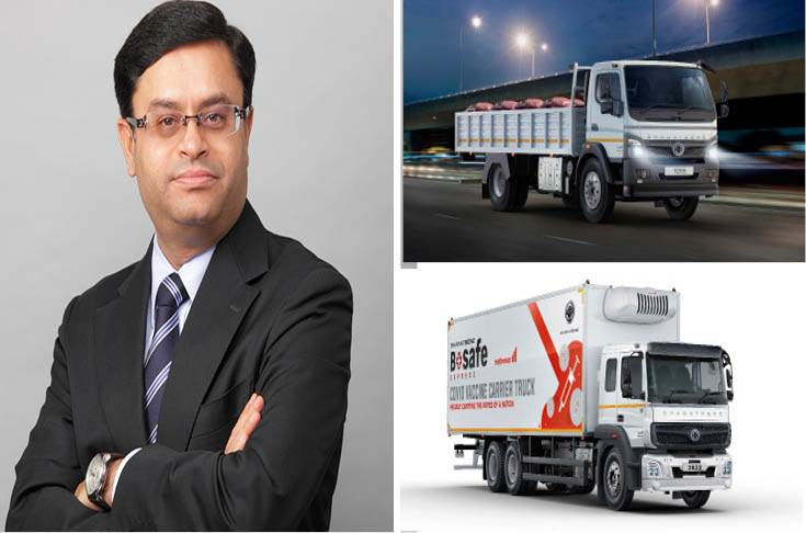 Daimler leverages Covid lessons for India truck business