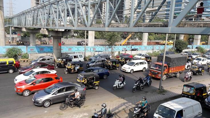The 2019 Driving Cities Index has ranked Mumbai 100th out of 100 cities worldwide, due to high levels of traffic congestion, fatalities and affordability.
