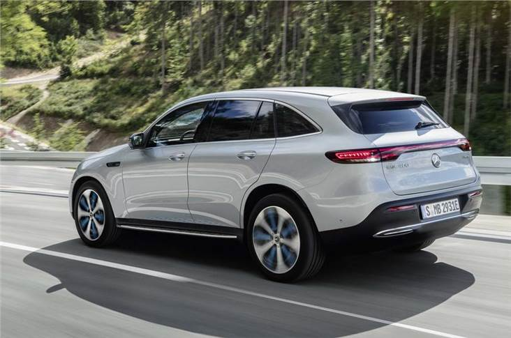 The EQC will be produced at Mercedes' Bremen plant in Germany and a joint-venture factory in Beijing, China