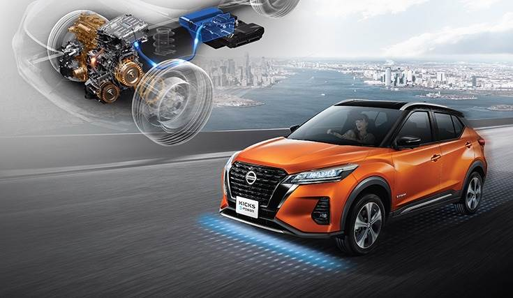 Thailand is the first country to produce Nissan