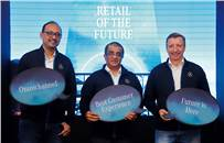 L-R: Santosh Iyer, Vice-President Sales and Marketing, Mercedes-Benz India; Mohan Mariwala, founder and MD, Auto Hanger India, and Martin Schwenk, MD and CEO, Mercedes-Benz India.