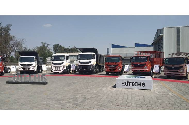 The BS VI trucks and buses boast of higher fuel efficiency and duty-cycle based SCR solutions for high reliability and low maintenance.