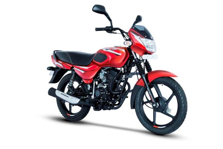 The CT110 is one of the most affordable models in the company