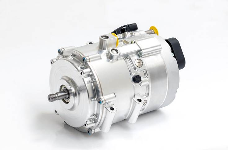 A breakthrough in motor and electronics design by Continental AG allows mild hybrids to deliver electric-only driving like a full hybrid for less cost