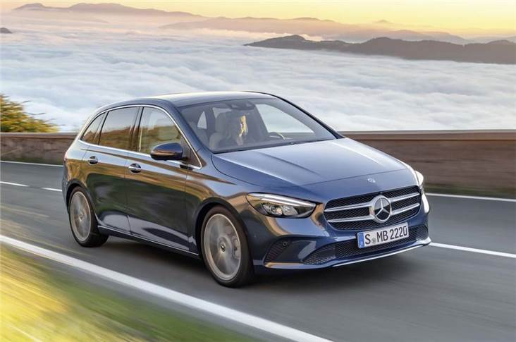 Mercedes claims it's more agile and comfortable than its predecessor