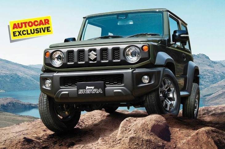 It is understood that Maruti Suzuki is targeting monthly production of 4,000 – 5,000 units of the Jimny.