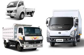 Tata Motors Indonesia has on offer, till June 30, a free Super Ace HT small CV with every purchase of its Ultra 1014 or LPT 913 tipper truck. Images for representational purpose only.