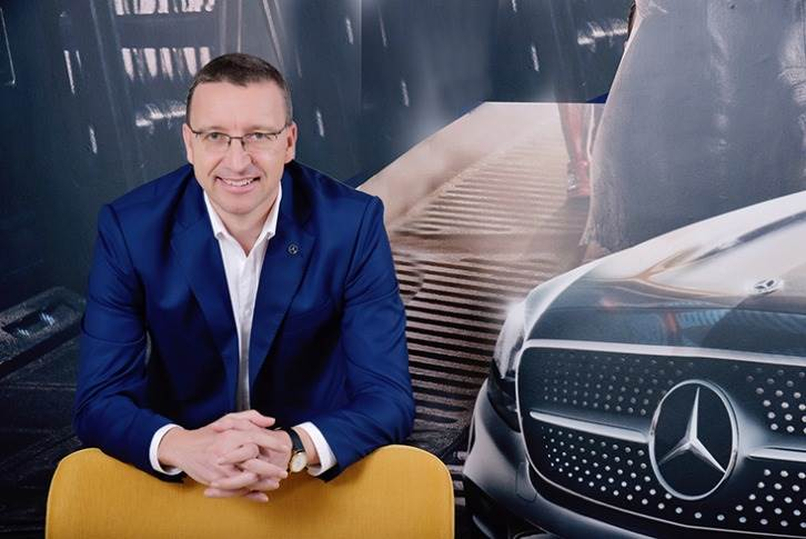 """Martin Schwenk: """"We are not bypassing the franchise partners. The RoTF format would not be possible without them. They continue to be the prime representation of the brand in the market and will continue to facilitate the entire purchase journey,"""""""
