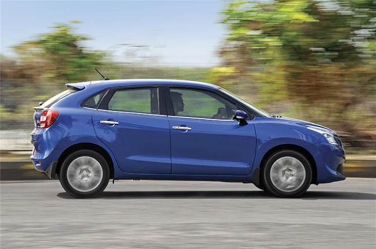 Launched in October 2015, zero to 900,000 units in India has taken the Baleno five-and-a-half-years.