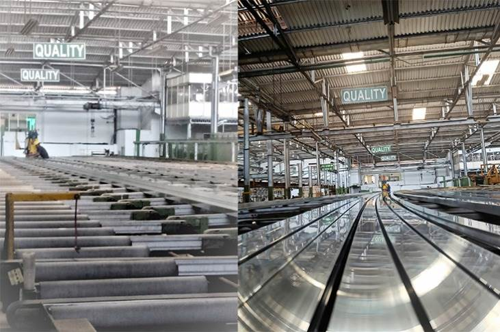 Jindal Aluminium supplies extruded profiles to major two-wheeler, four-wheeler, HCV and tractor manufacturers in India.