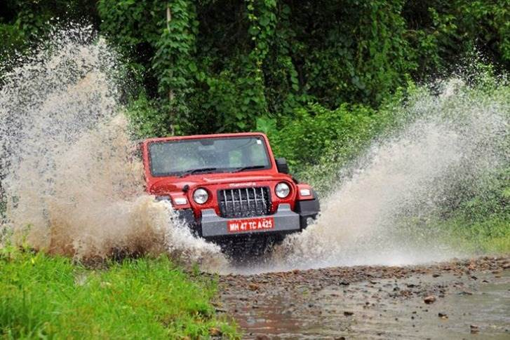 Recently launched new Mahindra Thar is a huge success and marks the return of form for M&M.